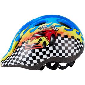 Lazer Max+ Helmet Kids race car